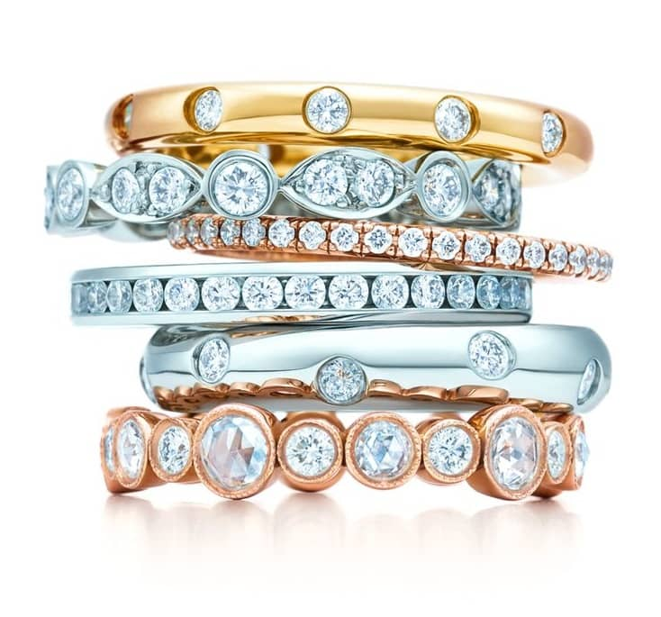 Stackable Wedding Ring