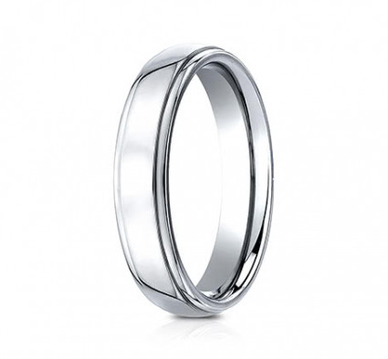 5mm Cobalt Ring With High Polish | ACF550CC