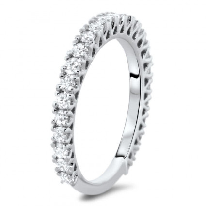 Diamond Wedding Band 0.78ct | AR14-236