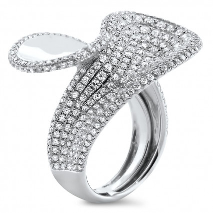 Pave Diamond Fashion Ring 2.98ct | AR14-260