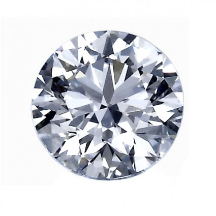 Round Cut Diamond 3.27ct L VS2
