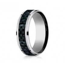 7mm Tungsten Carbon Fiber Ring | ACF67900CFTG