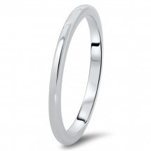 Classic Wedding Band 2.8 grams