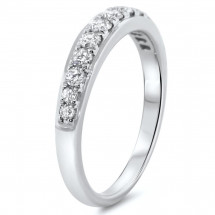Anniversary Wedding Band 0.54ct