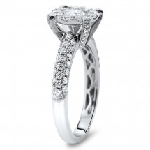 1.54ct Diamond Fashion Ring