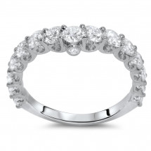 Eternity Wedding Band 1.43ct