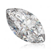 Marquise Cut Diamond 052ct K VS1
