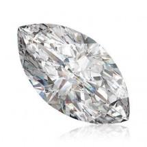 Marquise Cut Diamond 052ct K VS1