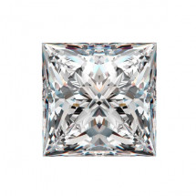 Princess Cut Diamond 1.09ct E VS2