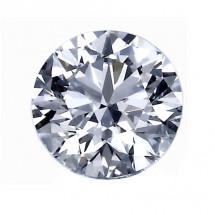 Round Cut Diamond 1.02ct G VVS2