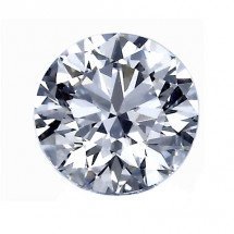 Round Cut Diamond 3.27ct L VS2