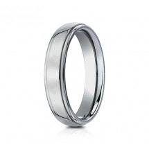 5mm Highly Polished Titanium Ring