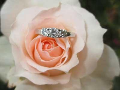 Ring Aura Diamonds